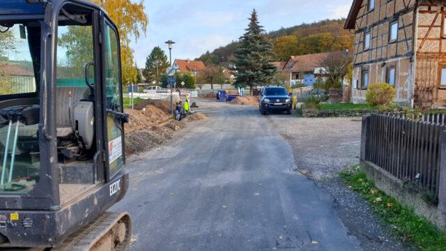 Breitbandausbau in Neuenhof