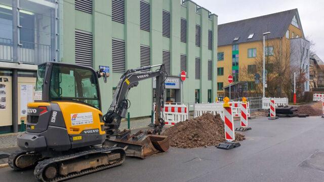 Breitbandausbau in Stegda – Sommerstraße